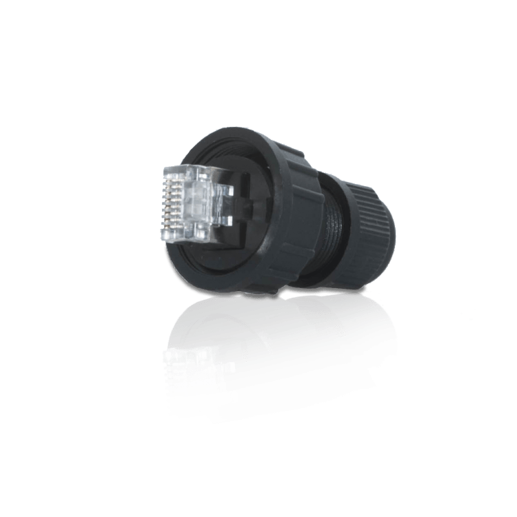 RJ45 FFC Field Fit Connector