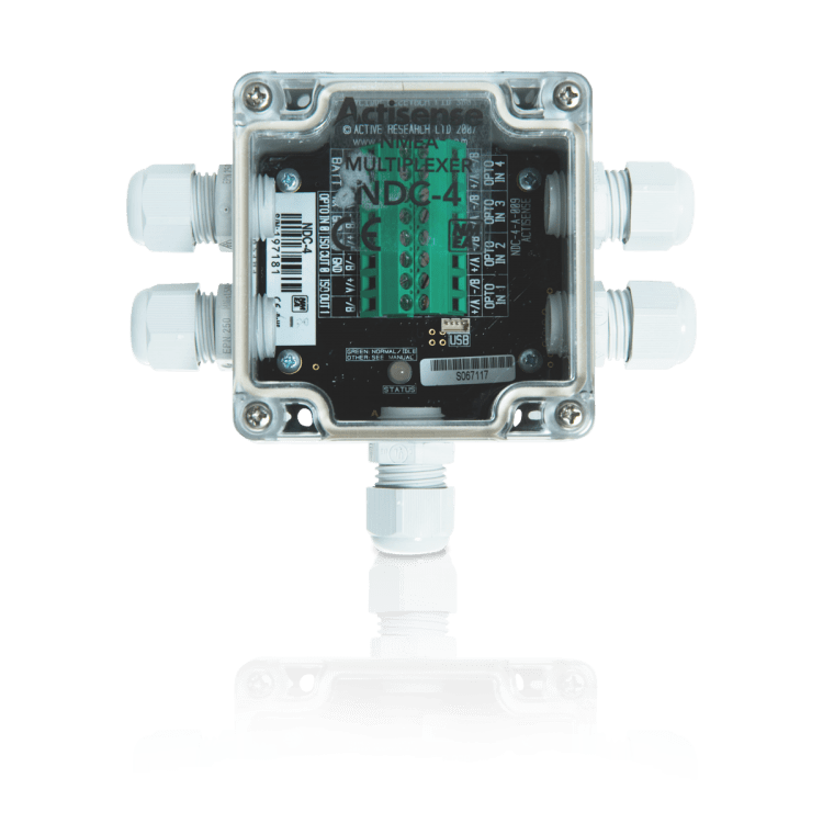 NDC-4 NMEA 0183 Multiplexer
