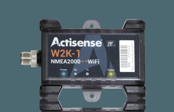 NMEA 2000 to WiFi Gateway