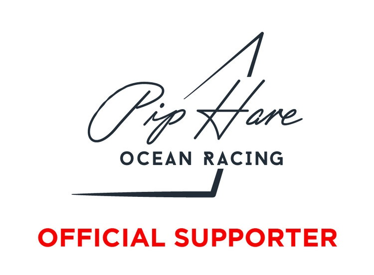 Official Supporter of Pip Hare Ocean Racing