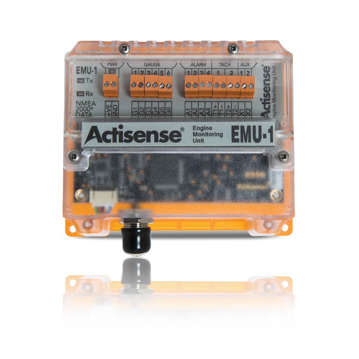 EMU-1 NMEA 0183 Engine Monitoring Unit