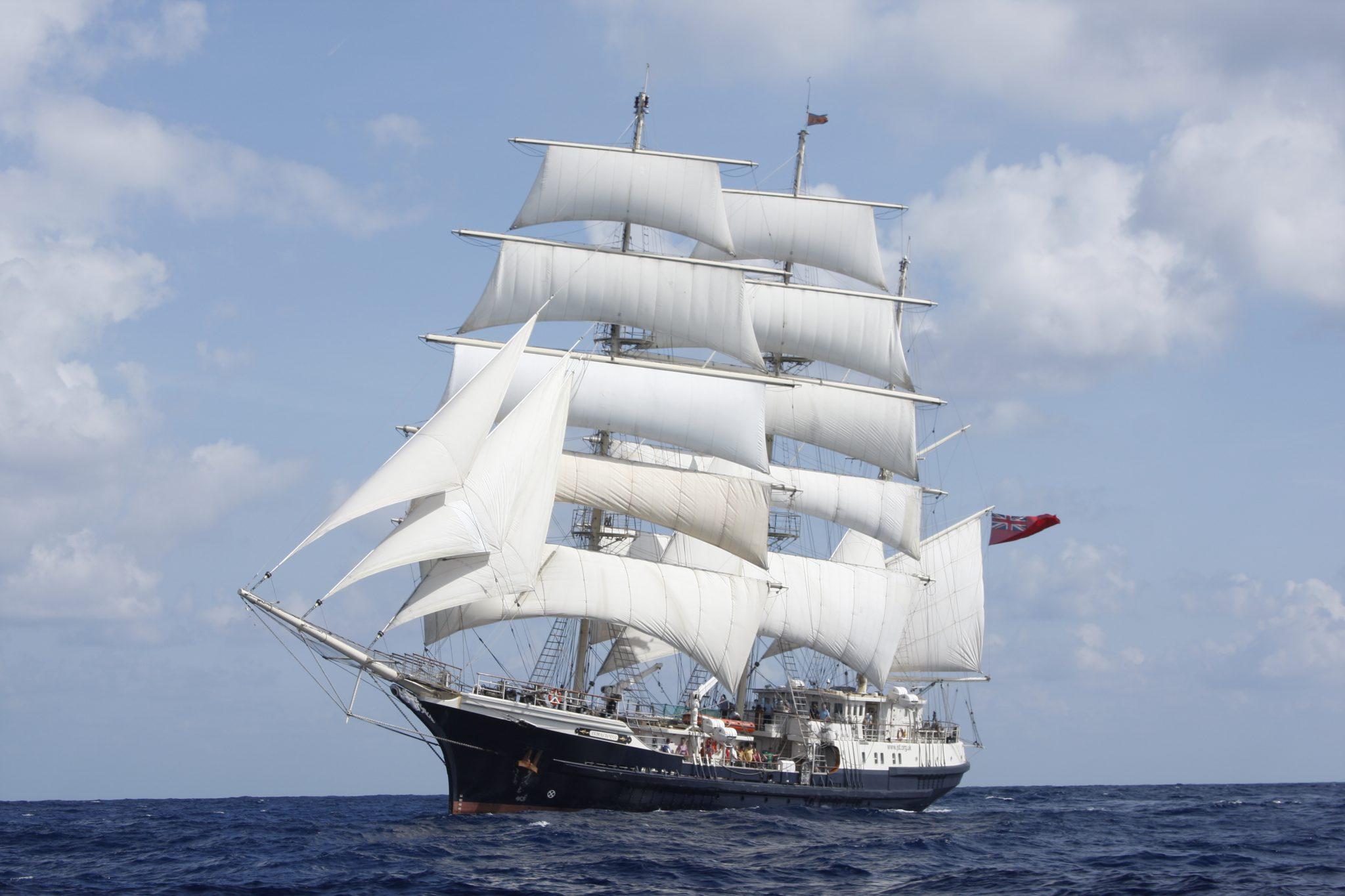 Tenacious-Jubilee Sailing Trust