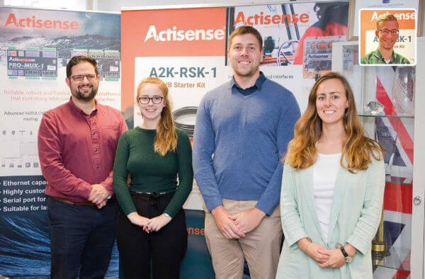 Actisense New Team Members
