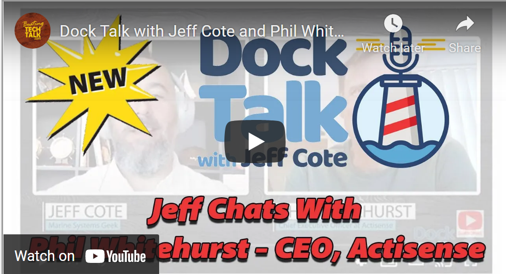 Dock Talk with Jeff Cote and Phil Whitehurst